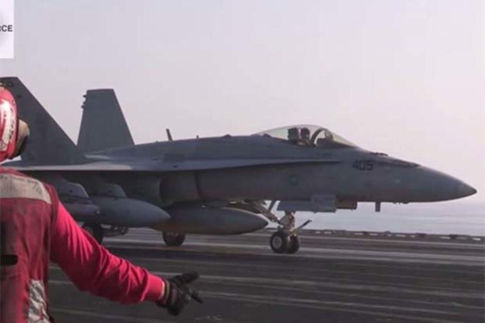 (VIDEO) CENA: SAD potrošile 1,1 milijardu dolara za vazdušne udare na ISIL