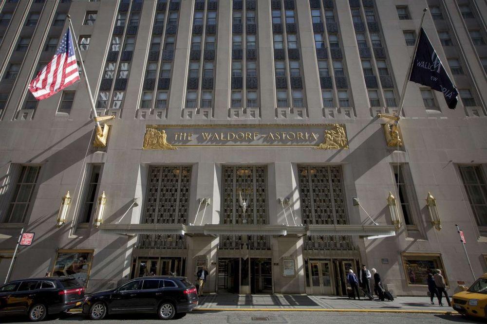 (VIDEO) PRODAT ČUVENI HOTEL: Kinezi kupuju Valdorf Astoriju za skoro 2 milijarde dolara!