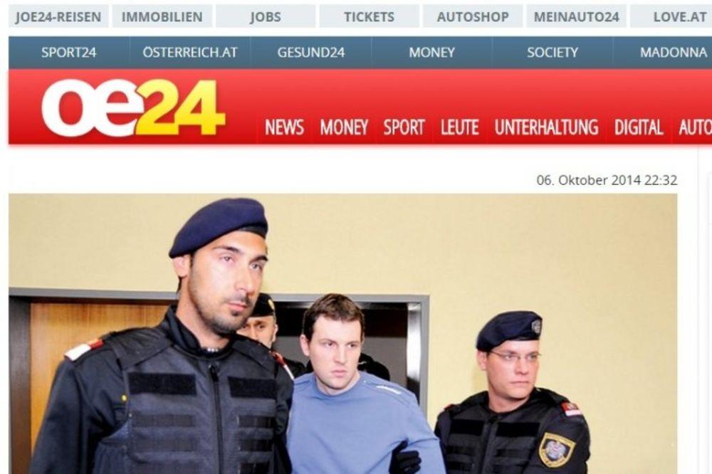 KRUPNA ZVERKA: Srbin greškom pušten iz zatvora je član Pink pantera i ključni svedok ubistva!