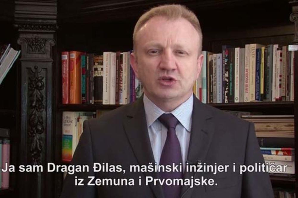 DA SE LAKŠE RAZUMEMO: Poslušajte, Đilas priča na romskom!