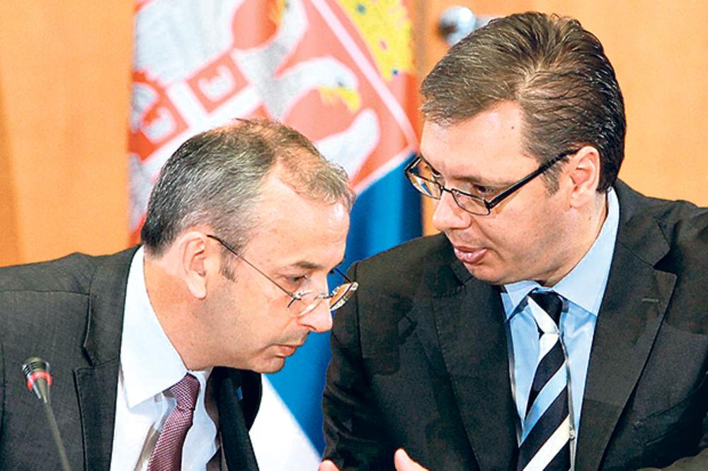 Vučić danas sa šefom Delegacije EU u Srbiji