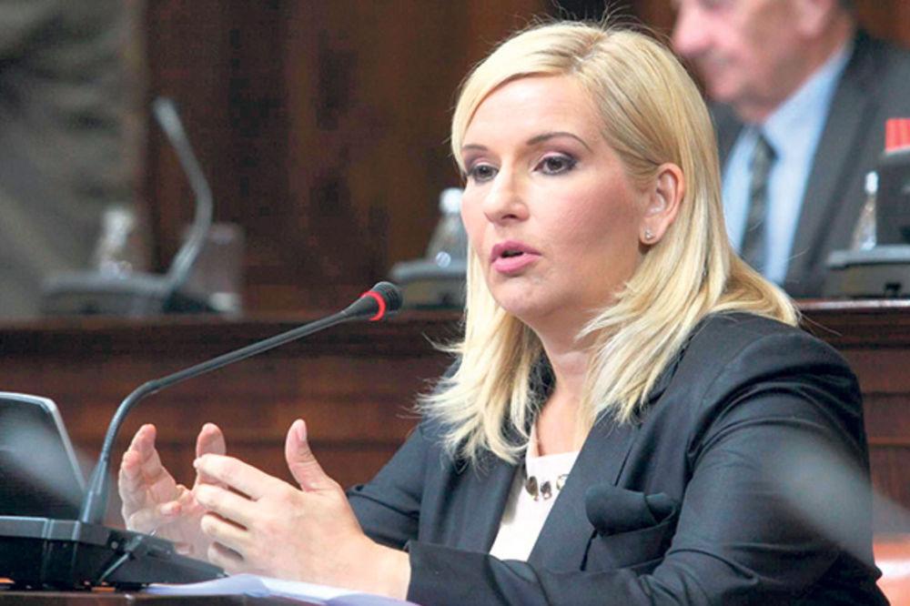 Mihajlovićeva: Što pre sprovedemo reforme, bolje ćemo živeti