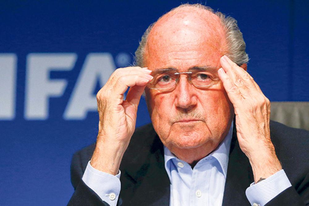 (VIDEO) SKANDAL NA SKUPŠTINI FIFA: Palestinac prekinuo Blatera, reagovalo obezbeđenje!
