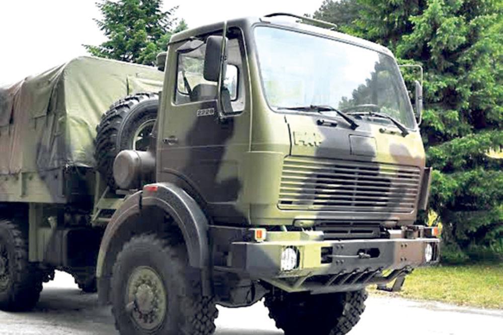 PLJAČKA: FAP pokrao državu na 425 fantomskih kamiona