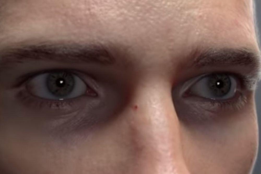 ZASTRAŠUJUĆA BUDUĆNOST: Ako ste mislili da je ovo čovek, prevarili ste se! (VIDEO)