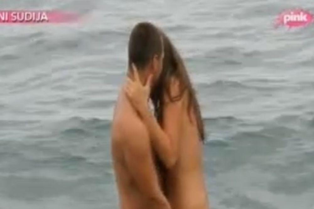 OVERIO MORE: Pevač Deni Boneštaj snimljen kako se seksa na plaži