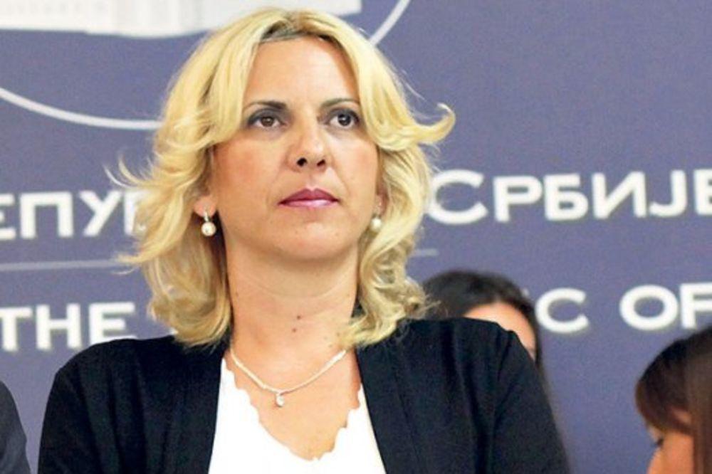 Željka Cvijanović za Kurir: Referendum u RS je naše pravo!