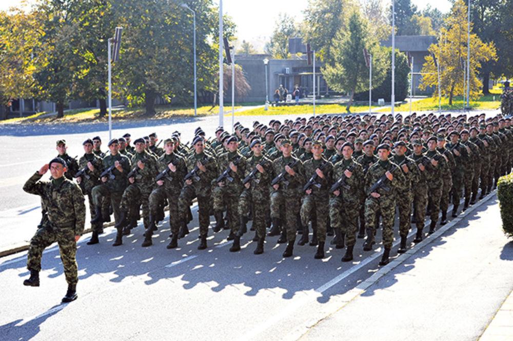 (VIDEO) Pogledajte probu na Vojnoj akademiji za defile 16. oktobra