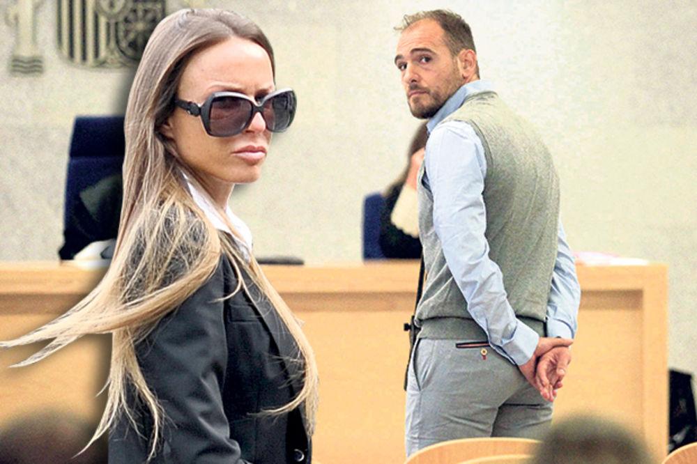 UBISTVO JURIŠIĆA: Fatalna udovica Cvetka Simića dala alibi Bojoviću