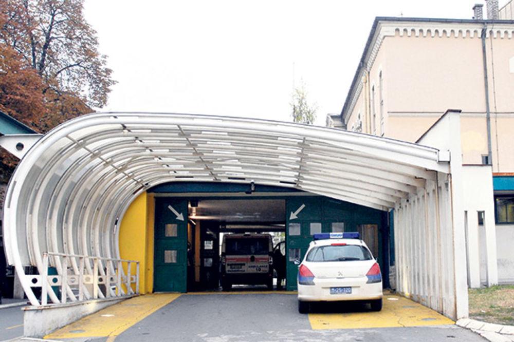 OPERISAN SIN OLJE BEĆKOVIĆ: Luka Višnjić se oporavlja posle operacije u Urgentnom centru