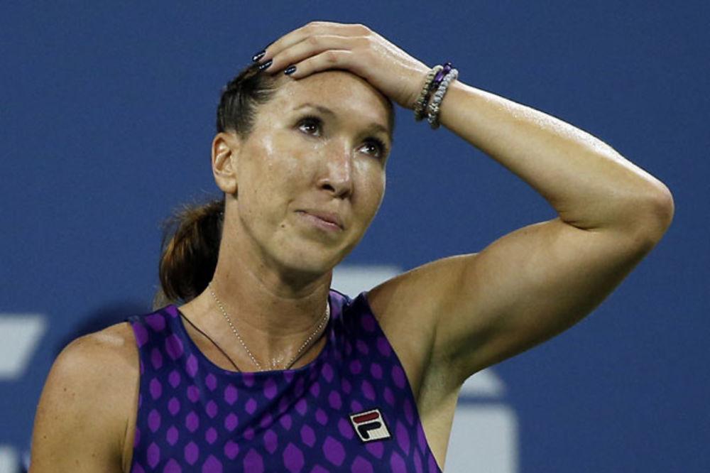 NOVI BLAM SRPKINJE: Jankovićeva poražena od 112. teniserke sveta