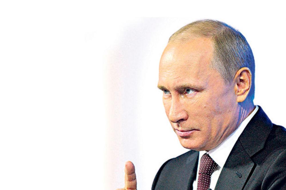ULTIMATUM ZAPADA SRBIJI: Sprečite dolazak Putinovih špijuna!