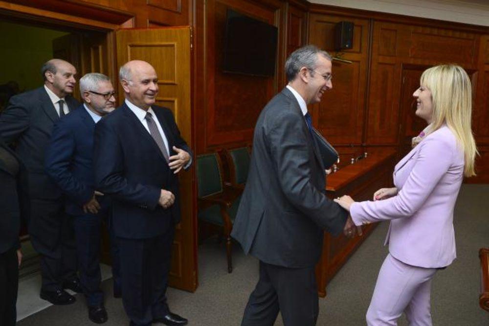 Joksimovićeva i Devenport: Srbija će za 5 godina biti poželjan partner EU