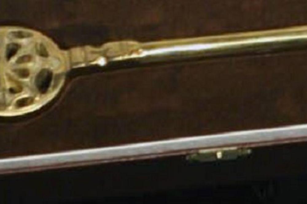 Norveški pesnik Edegard dobitnik Zlatnog ključa Smedereva