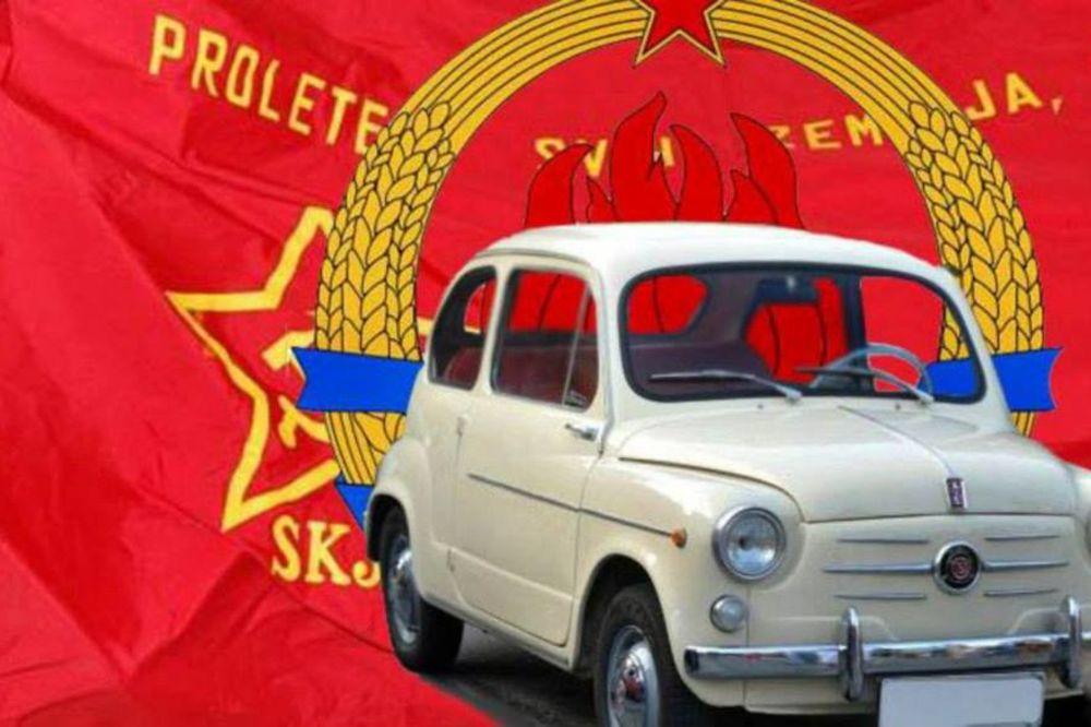 SVAKOME JE NEKAD POTREBAN JUGO ILI FIĆA: Zastava automobili uz koje smo svi odrastali!