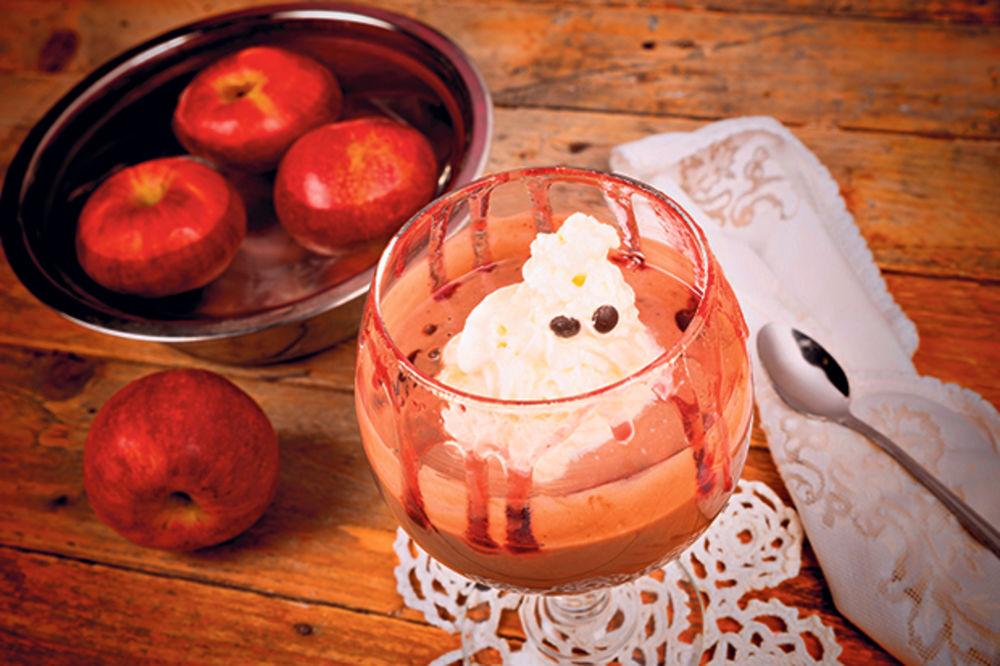 Krem od jabuka