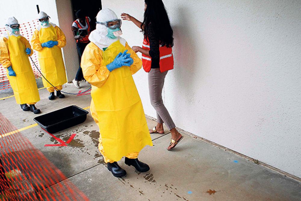 Opasna ebola stigla u Lajpcig i Australiju