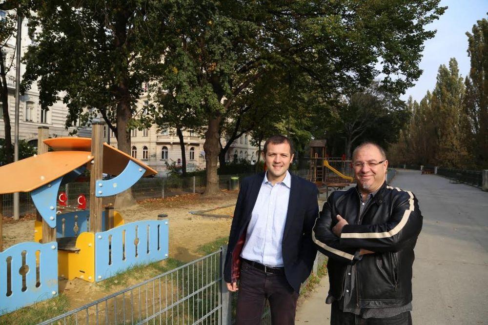 SRBI SE IZBORILI: Bečki park dobija ime po spasiteljki 12.000 srpske dece iz Jasenovca!