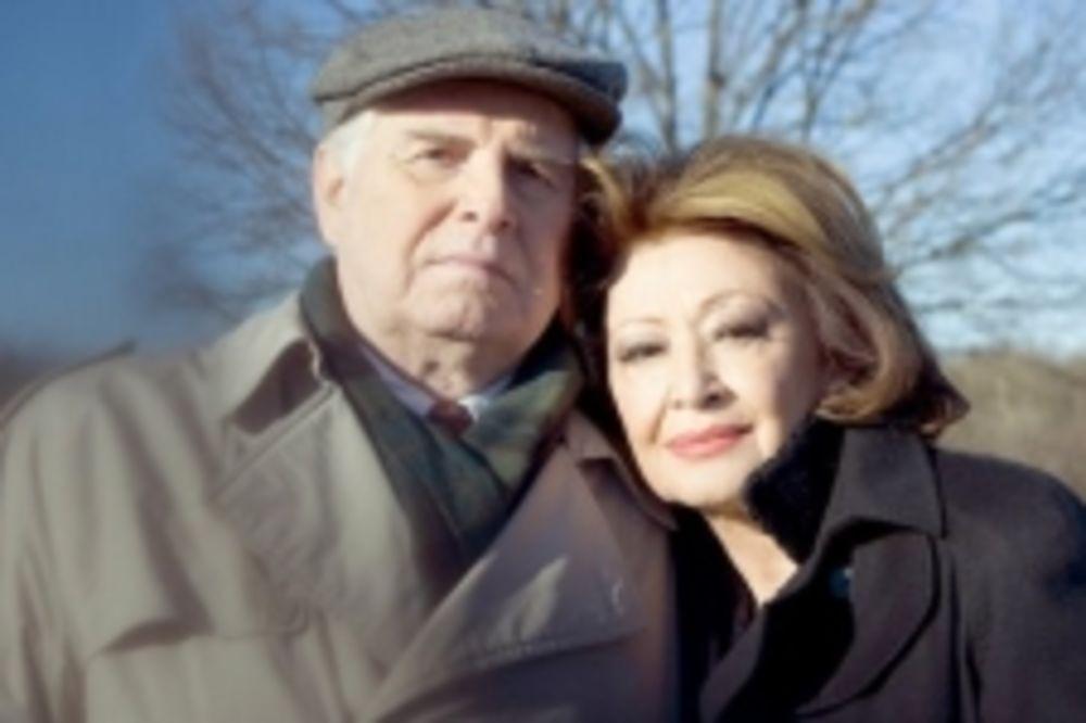 U ISTI DAN: Preminuli glumci i dobri prijatelji Boris Buzančić i Ana Karić