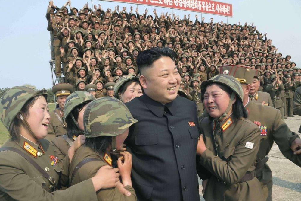ŽIV JE: Kim Džong-un se posle 40 dana pojavio u javnosti