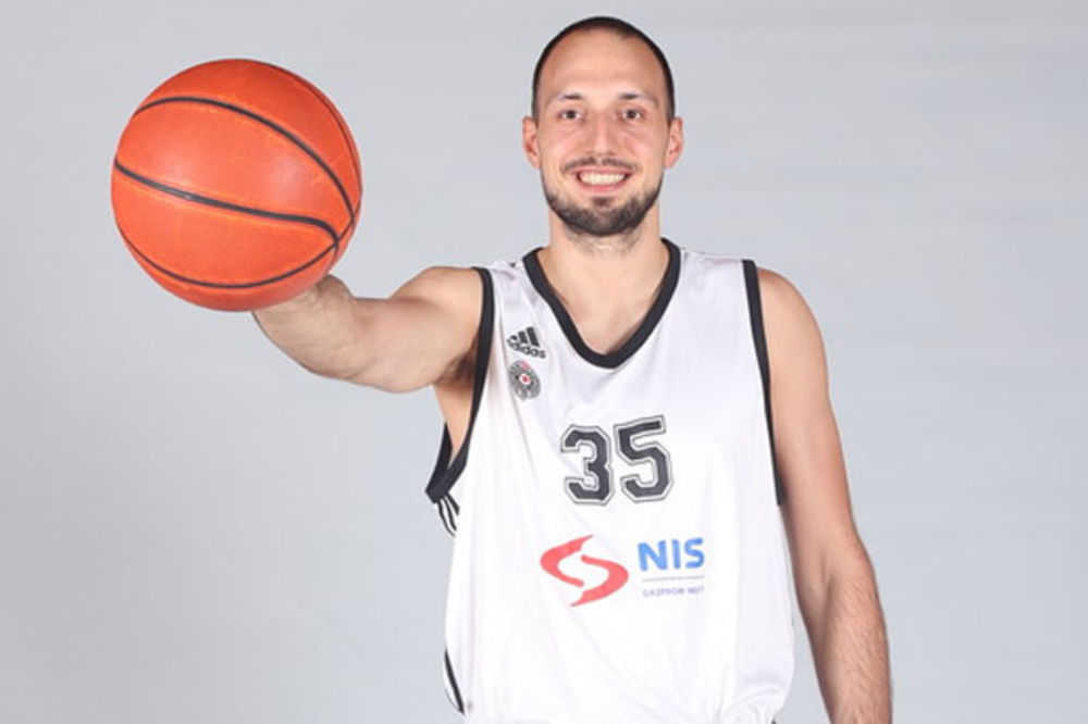 NAŠAO KLUB: Luka Bogdanović napustio Partizan