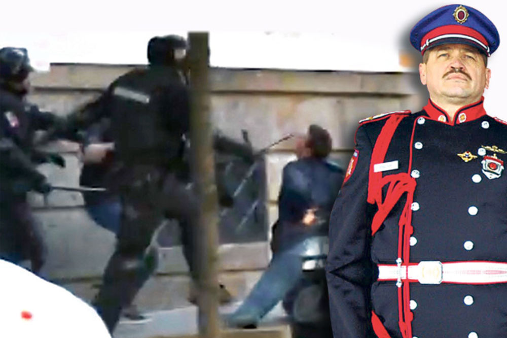 SMENJEN ZBOG PREBIJANJA: Komandant niške Žandarmerije ćuti kao zaliven!