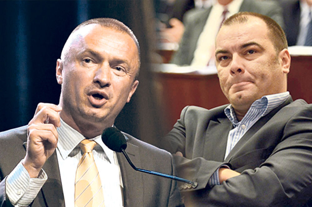 Ješić: Hitno smene u DS  Pajtić: Kaži to u stranci!