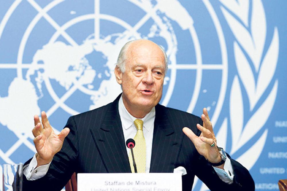 UN: Ako Kobani padne, ponoviće se Srebrenica