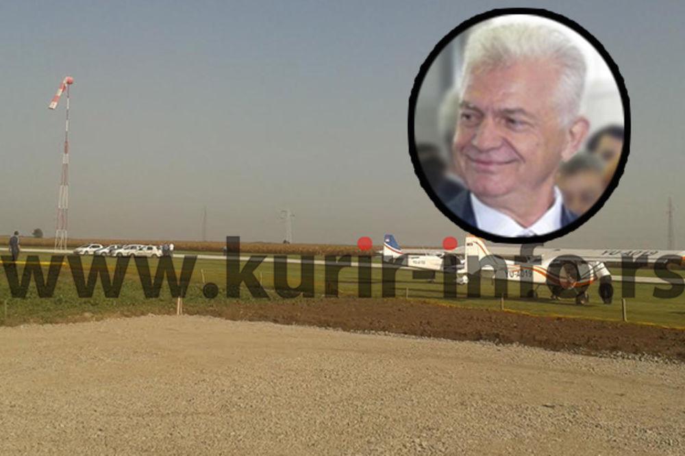 (VIDEO) Snimak pada aviona u kome je poginuo biznismen Tomislav Đorđević!