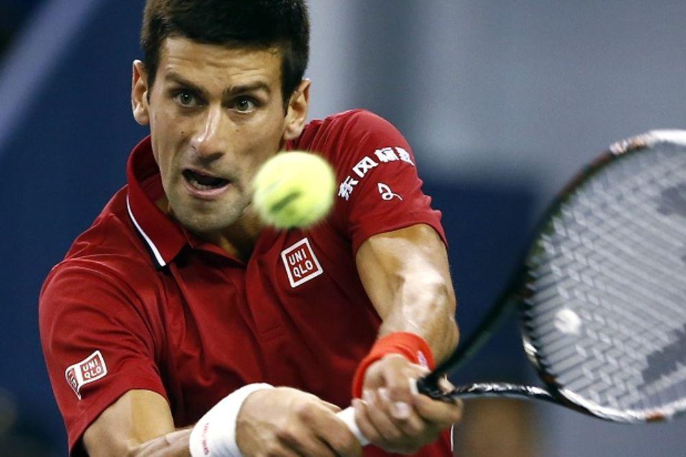 KRAJ NOVAKOVOG KINESKOG NIZA: Stari Federer zaustavio Đokovića u polufinalu Šangaja