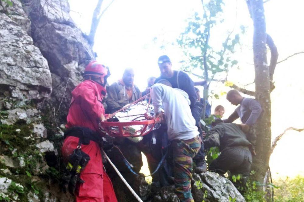 SPASLI ŽIVOT: Pronađen planinar izgubljen na Rtnju!