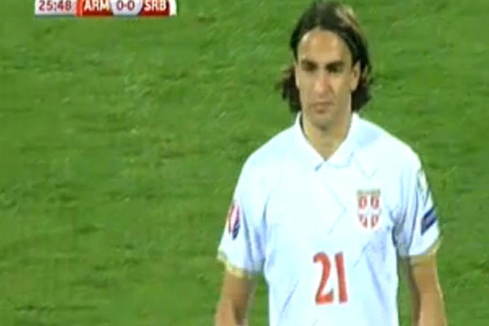 ADVOKAT: Marković možda igra protiv Albanije