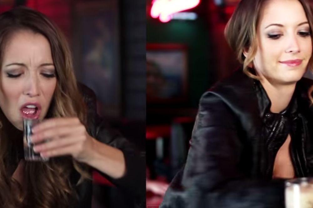 (VIDEO) IZ DRUGOG UGLA: Kako zaista izgledate kada ste pijani