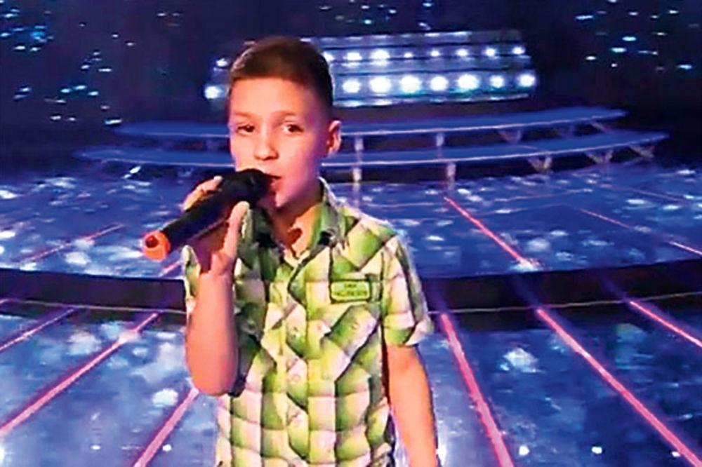 Pavle Vasiljević: Biću zvezda, ali kad porastem!