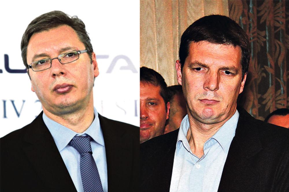 VUČIĆ: Podneću ostavku ako se dokaže da je Andrej vlasnik fantomske firme!