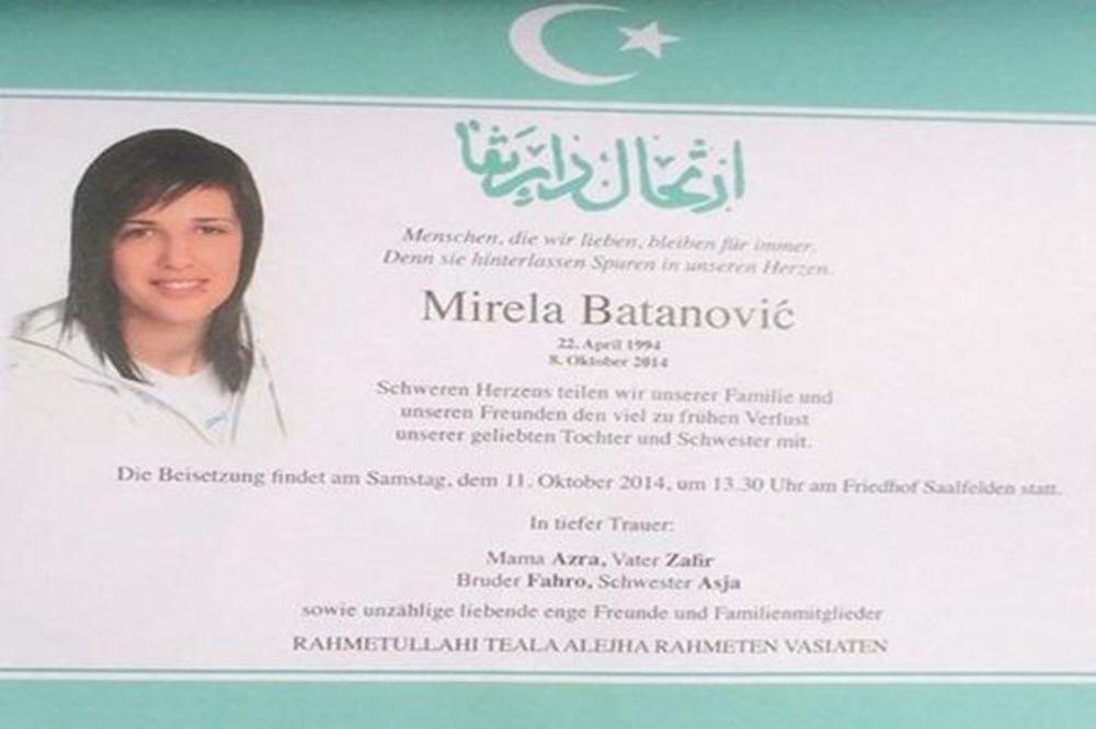 KANIBALIZAM U AUSTRIJI: Rus pojeo devojku iz BiH!