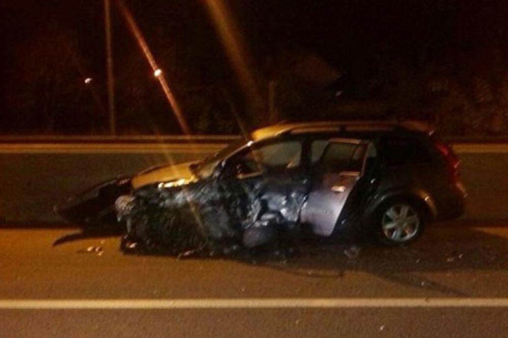 TEŠKA NESREĆA U BANJALUCI: Pijan vozio u pogrešnom smeru, povređeno više osoba!