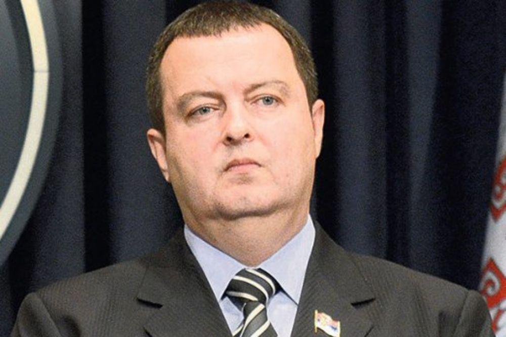 Dačić: Dobro što je poseta Edija Rame odložena