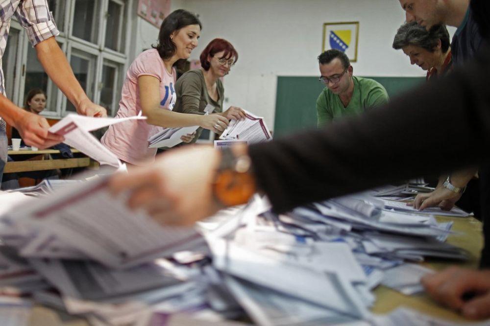 CIK BiH: Ponovo brojanje glasova sa 19 biračkih mesta
