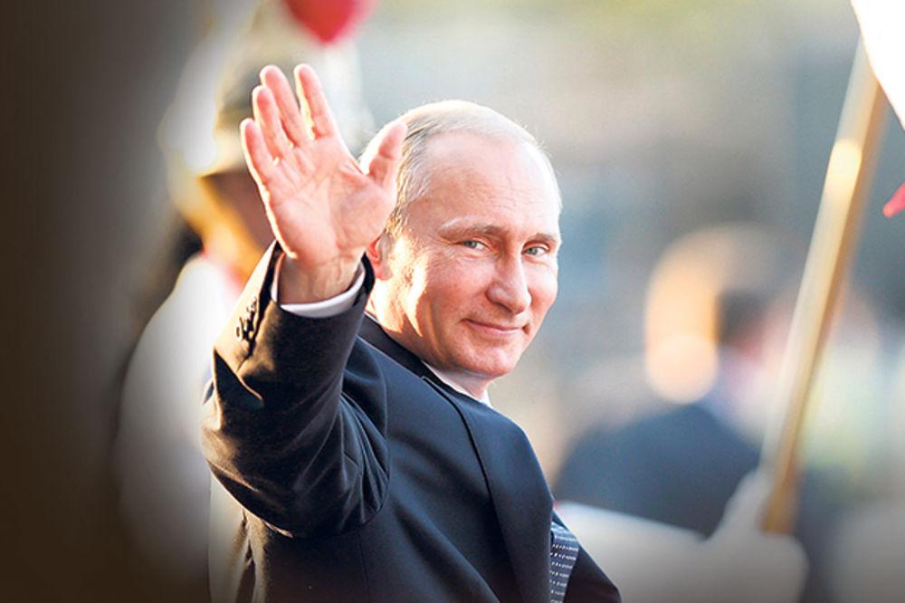 PUTIN ŠOKIRAO NACIJU, A I ŠIRE: Ko god da bude predsednik Rusije 2019...
