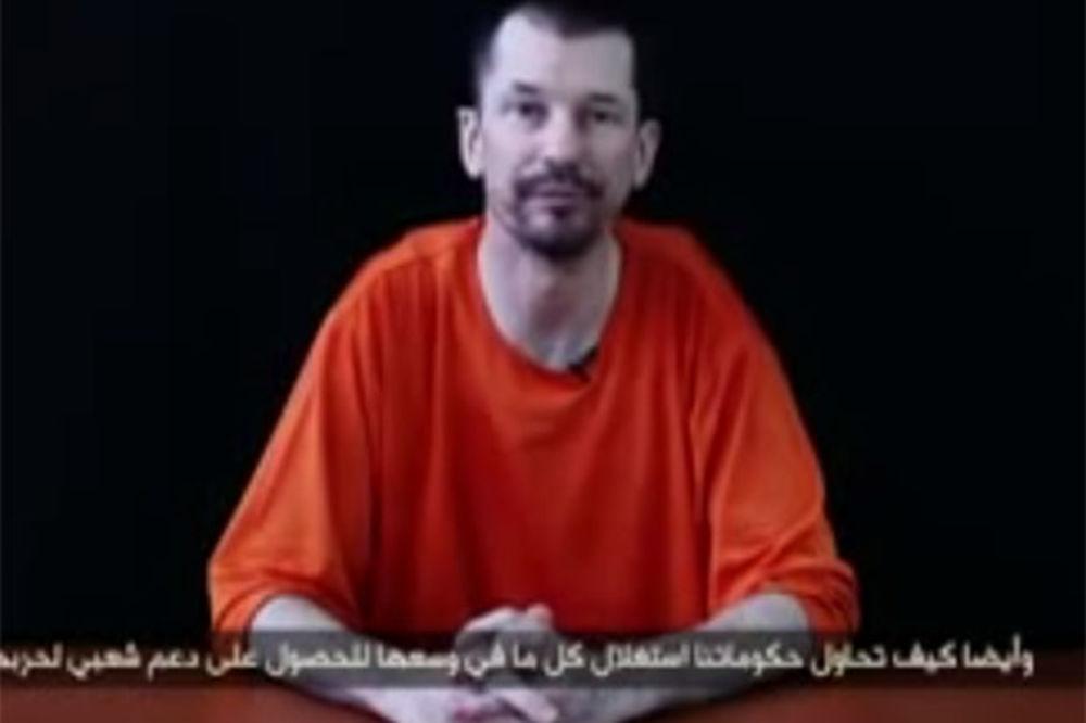 ONLAJN TEROR: Islamska država pokreće TV kanal, vodiće ga britanski talac!