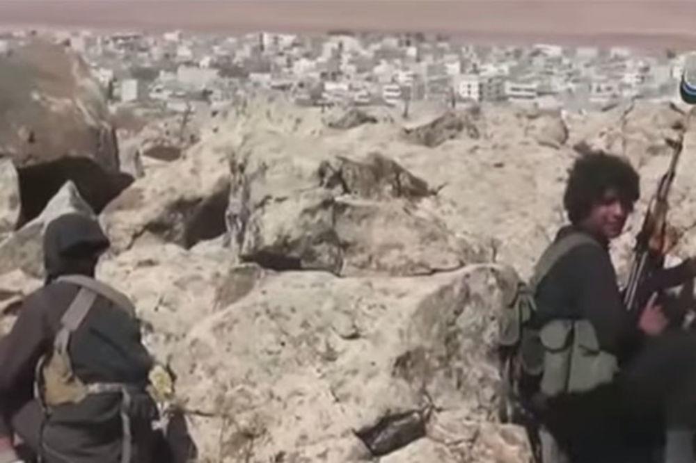 OGRČENA BORBA ZA KOBANI. Žestok okršaj džihadista i kurdske odbrane