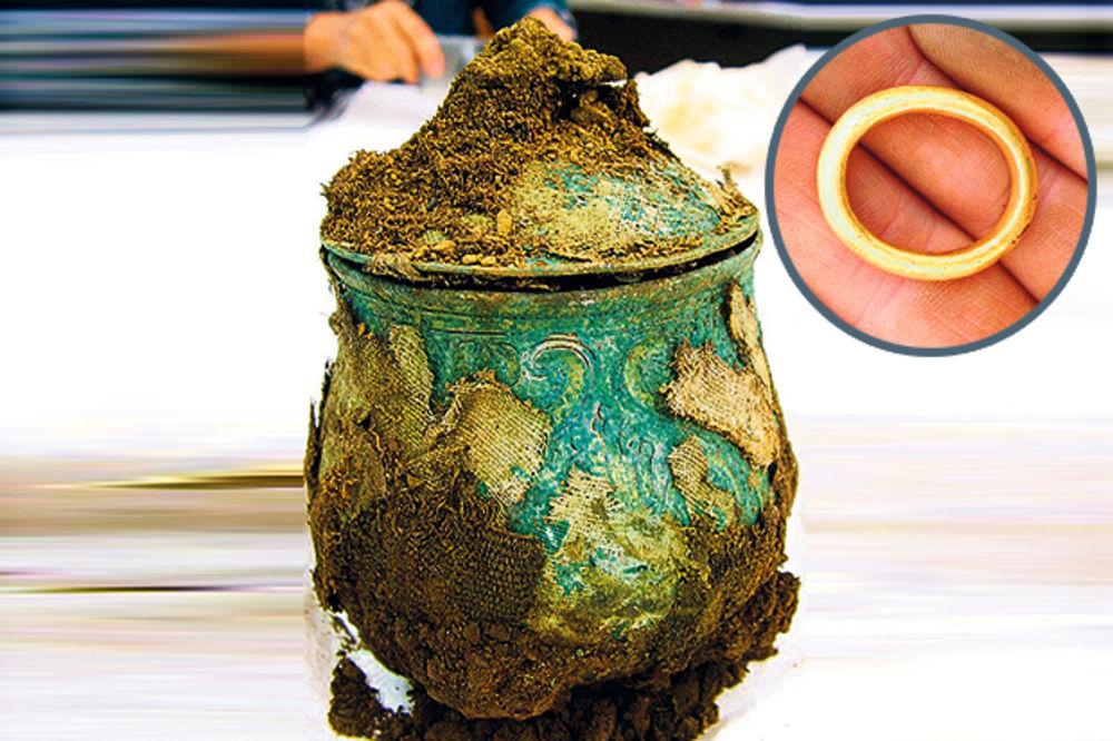 SREĆA: Našli blago staro 1.200 godina