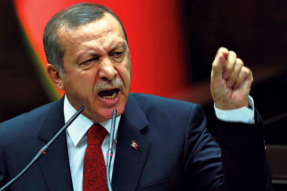 PREDSEDNIK TURSKE ERDOGAN: Amerikanci uživaju da gledaju mrtvu muslimansku decu!