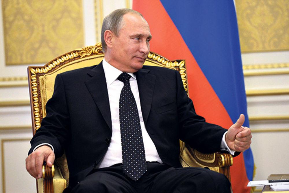 DETALJI POSETE: Putin će jesti iz Titovih tanjira