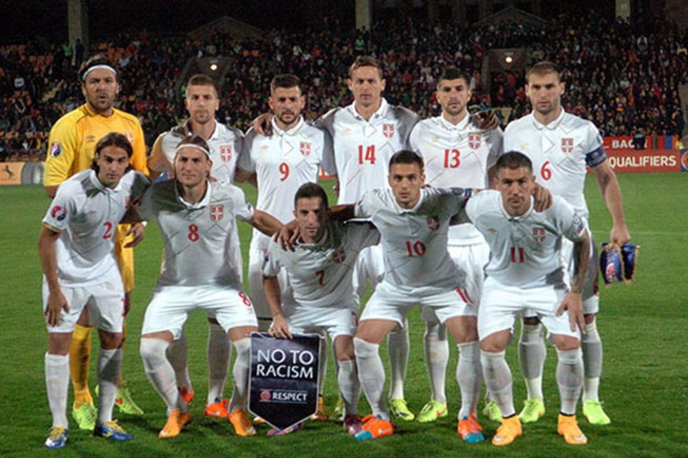 ŠANSE SRBIJE POSLE KAZNE UEFA: Dansku moramo pobediti i bez publike