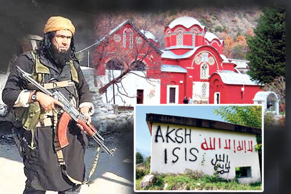 UDAR NA SVETINJE: ISIS napao monahinje u Pećkoj patrijaršiji!