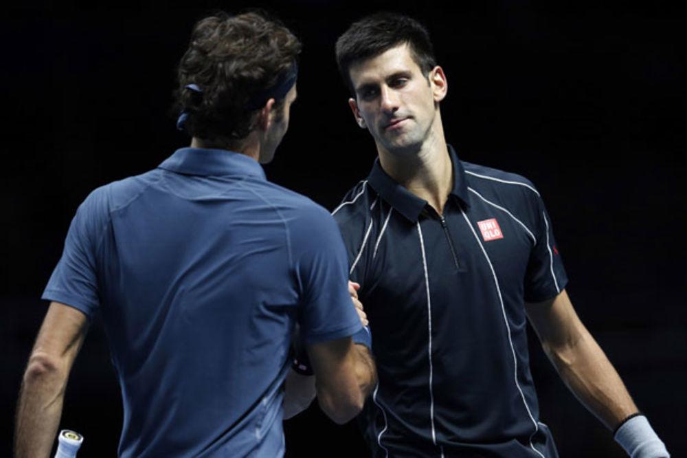 FEDERER O PRVOM MESTU NA ATP LISTI: Od Novaka sve zavisi