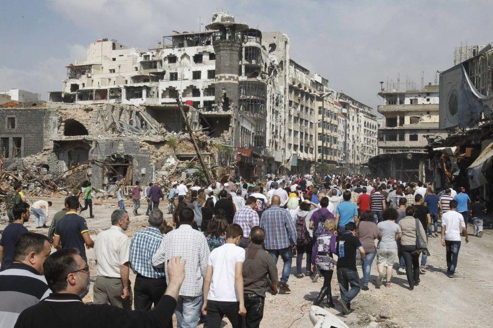 NOVA ISPORUKA: Rusija poslala još 17 tona pomoći ugroženima u Siriji