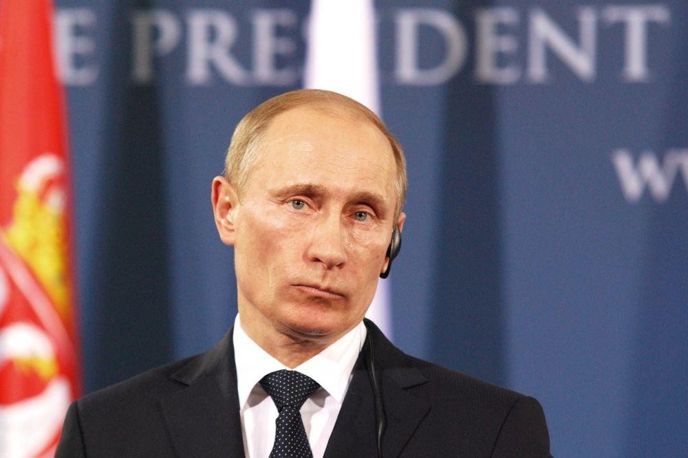 TREĆI PUT: Ruski predsednik Putin danas u Beogradu